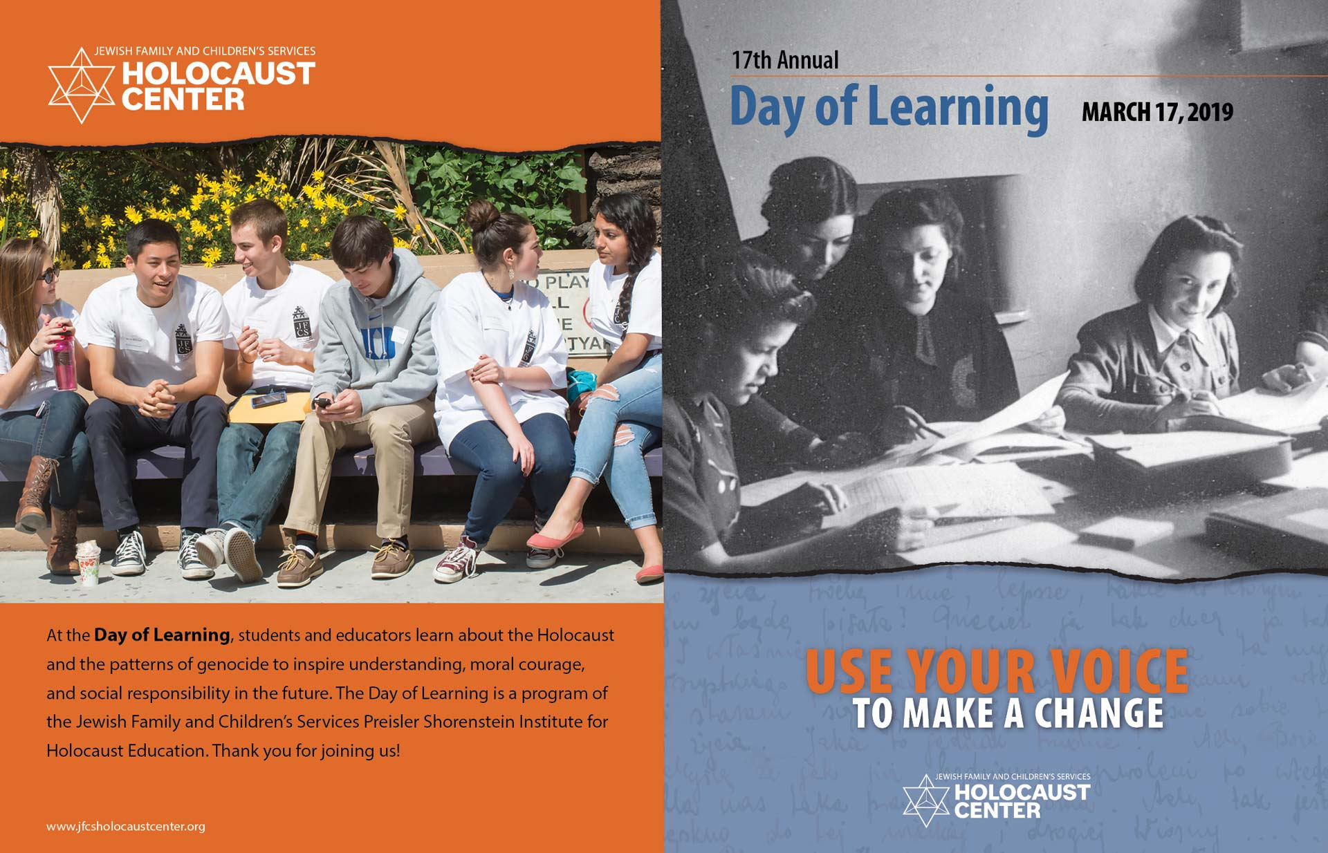 2019 Day of Learning cover
