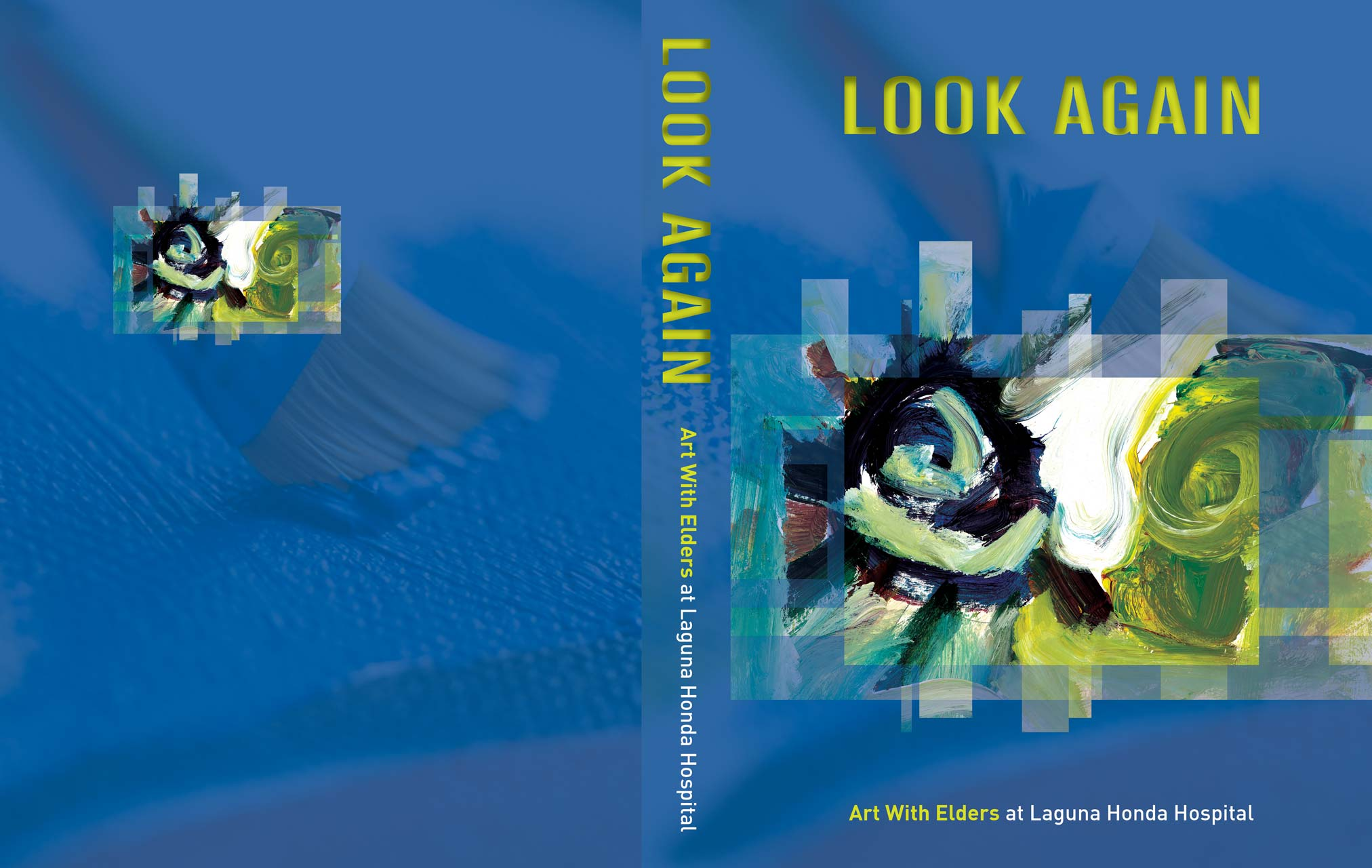 Look Again Book Cover Art